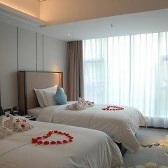 Yingshang Fanghao Hotel 3* Номер Делюкс с различными типами кроватей фото 6