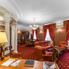 Талион Империал Отель 5* Представительский люкс с двуспальной кроватью фото 4