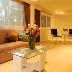 Отель I Am Residence 3* Апартаменты с двуспальной кроватью фото 13