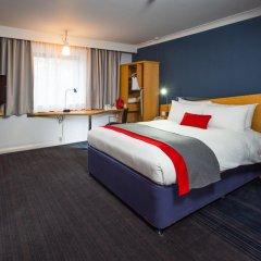 Отель Holiday Inn Express Glasgow City Centre Riverside 3* Стандартный номер с различными типами кроватей фото 7