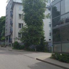 Отель Antakalnis Улучшенные апартаменты с различными типами кроватей фото 18
