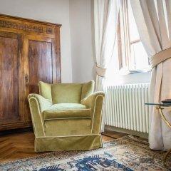 Отель Castello Di Mornico Losana Номер Делюкс фото 16