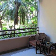 Отель Coconut Village Resort 4* Номер Делюкс с двуспальной кроватью фото 8
