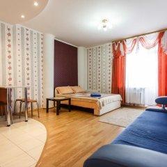 Гостиница Аврора Улучшенная студия с различными типами кроватей фото 35