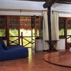 Отель Las Nubes de Holbox 3* Полулюкс с различными типами кроватей фото 19