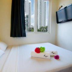 Fragrance Hotel - Classic 2* Улучшенный номер с различными типами кроватей фото 9