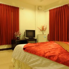 Отель Moonwalk Lanta Resort 3* Улучшенное бунгало фото 5