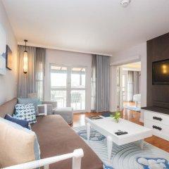 Отель Sheraton Samui Resort 5* Стандартный номер с различными типами кроватей фото 7