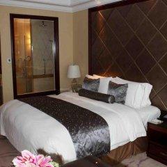 Liaoning International Hotel - Beijing 4* Номер Делюкс с различными типами кроватей фото 4