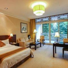 Guangdong Yingbin Hotel 4* Представительский номер с различными типами кроватей фото 4