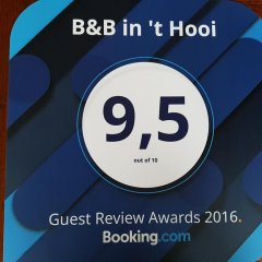 Отель B&B in 't Hooi питание