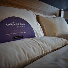 Отель Novotel London Stansted Airport 4* Улучшенный номер с различными типами кроватей фото 5