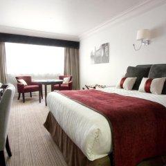DoubleTree by Hilton Hotel Glasgow Central 4* Стандартный номер с двуспальной кроватью фото 4