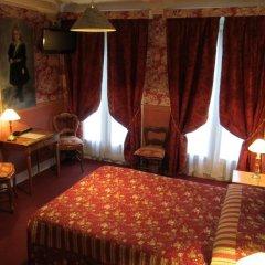 Отель Hôtel De Nice 3* Стандартный номер с различными типами кроватей фото 6