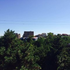Апартаменты The Lovers Park Apartment Ереван балкон