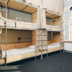 Хостел Bliss Кровать в общем номере с двухъярусной кроватью фото 8