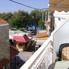 Hotel Sgouridis балкон