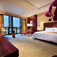 Jin Jiang International Hotel Xi'an 5* Номер Делюкс с различными типами кроватей фото 3