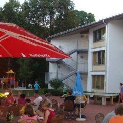 Hi Munich Park Youth Hostel Мюнхен помещение для мероприятий фото 2