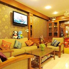 Отель NNC Patong Inn развлечения