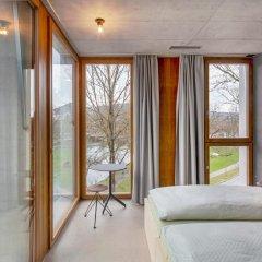 Youth Hostel Bern Стандартный номер с 2 отдельными кроватями фото 4