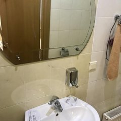 Гостиница Kharkovlux Украина, Харьков - 2 отзыва об отеле, цены и фото номеров - забронировать гостиницу Kharkovlux онлайн ванная