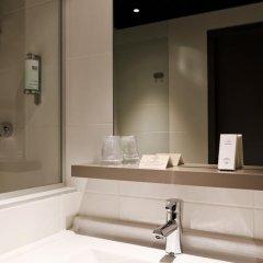 Отель Dock Ouest Residence Франция, Лион - отзывы, цены и фото номеров - забронировать отель Dock Ouest Residence онлайн ванная