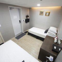 K-Grand Hostel Gangnam 1 Стандартный номер с 2 отдельными кроватями фото 2
