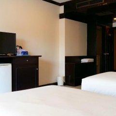 Отель Mike Beach Resort Pattaya 3* Стандартный номер с разными типами кроватей фото 6