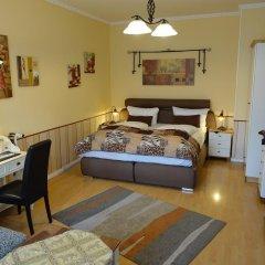 Hotel Villa Konstanz 3* Стандартный номер фото 8