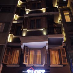 T-Loft Residence Улучшенные апартаменты с двуспальной кроватью фото 15