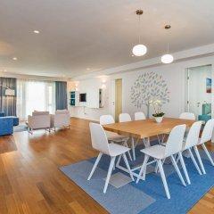 Отель Dubrovnik Luxury Residence-L`Orangerie 4* Улучшенные апартаменты с различными типами кроватей фото 12