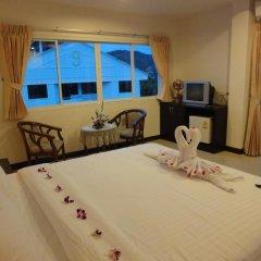 Отель 99 Voyage Patong 2* Номер Делюкс разные типы кроватей фото 2