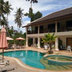 Отель Royal Cottage Residence бассейн