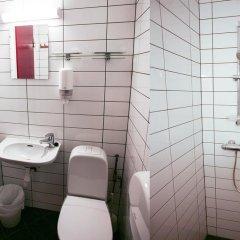 Отель Kristiansand Feriesenter Норвегия, Кристиансанд - отзывы, цены и фото номеров - забронировать отель Kristiansand Feriesenter онлайн ванная