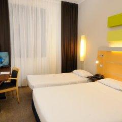 Отель iH Hotels Milano Gioia 4* Стандартный номер с различными типами кроватей фото 16