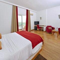 Hotel Alcazar Beach & SPA 4* Люкс разные типы кроватей фото 4