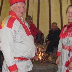 Отель Karasjok Camping развлечения