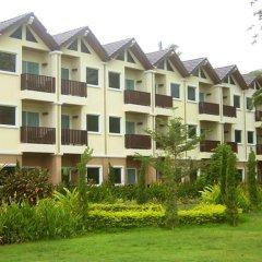 Отель Duangjitt Resort, Phuket 5* Номер Делюкс с двуспальной кроватью