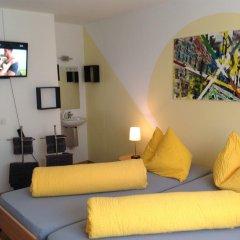 Отель Haus Rhatikon Швейцария, Давос - отзывы, цены и фото номеров - забронировать отель Haus Rhatikon онлайн комната для гостей фото 5