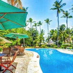 Отель Hotel Beach Bungalows Los Manglares Пунта Кана фото 16