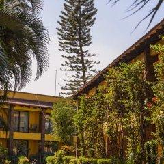 Отель Wyndham Garden Guadalajara Expo 3* Стандартный номер с различными типами кроватей фото 6