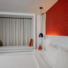 I Residence Hotel Silom 3* Номер Делюкс с двуспальной кроватью фото 6
