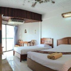 Отель Arcadia Mansion 2* Улучшенный семейный номер с двуспальной кроватью фото 6