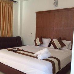 Отель Lanta Paradise Beach Resort 3* Стандартный номер с различными типами кроватей фото 7