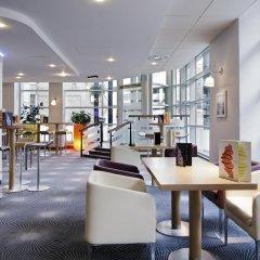Отель Novotel Glasgow Centre гостиничный бар