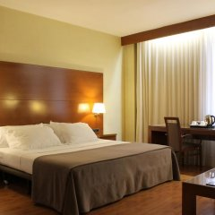 Отель Aparthotel Mariano Cubi Barcelona 4* Улучшенный номер с различными типами кроватей фото 2