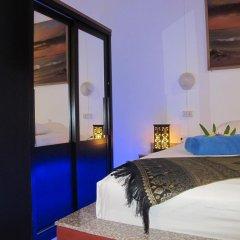 Отель Lanta Island Resort 3* Бунгало с различными типами кроватей фото 11
