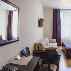 Гостиница Петервиль 3* Номер Комфорт разные типы кроватей фото 4