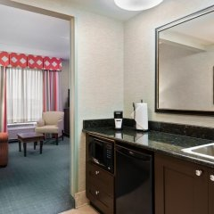 Отель Hampton Inn & Suites Columbus Polaris 3* Люкс фото 2
